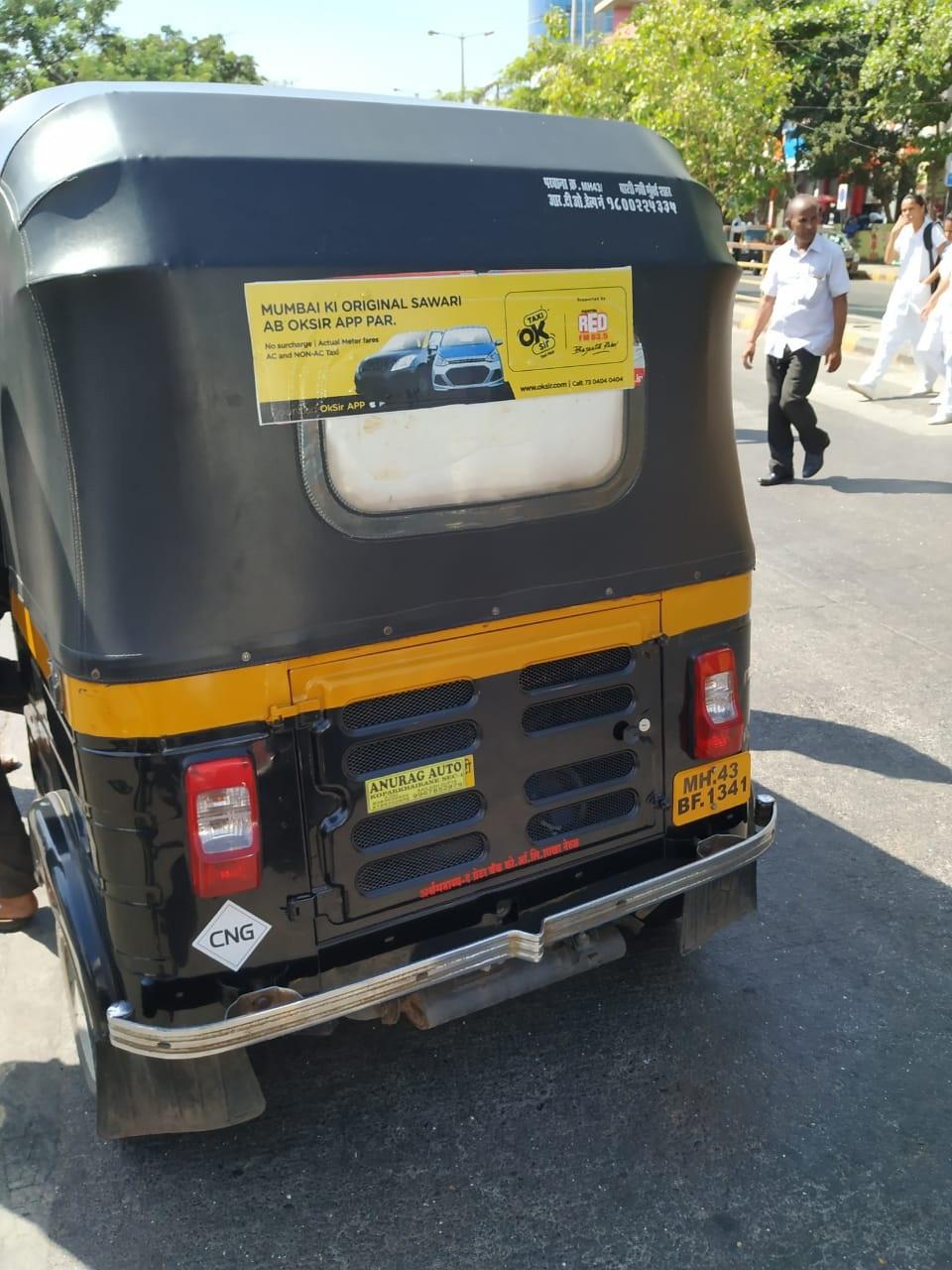 auto rickshaw advertising in mumbai,complete advertising agency